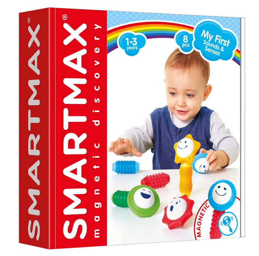 SmartMax My First Sounds & Senses - Elegant Mommy