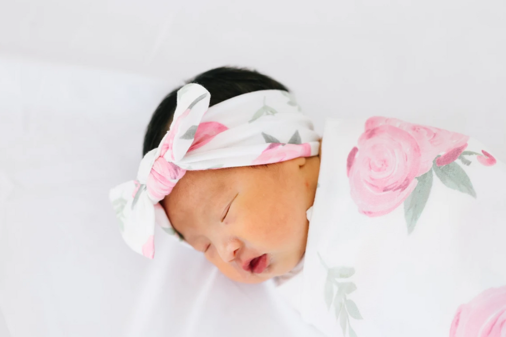 Copper Pearl : Headband Grace - Elegant Mommy
