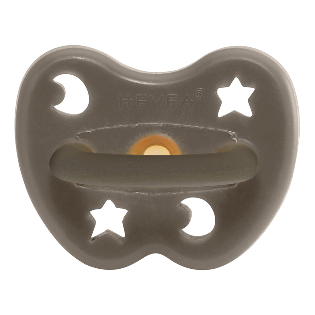 Hevea Colourful Pacifiers - Elegant Mommy