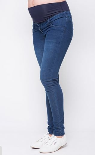 Avishag  + Arbel Super Skinny Denim - Elegant Mommy