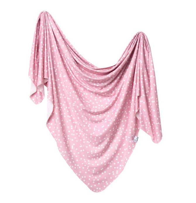 Copper Pearl Swaddle Lucy - Elegant Mommy