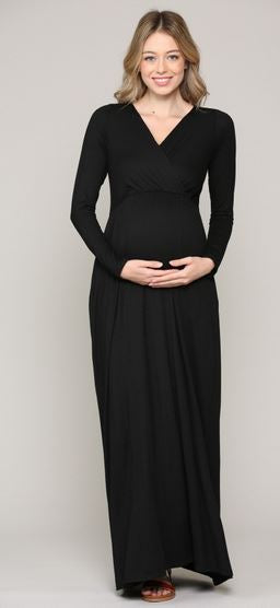 Hello Miz: Maternity Dresses - Elegant Mommy