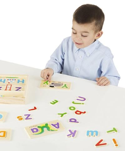 Melissa & Doug: ABC Picture Boards