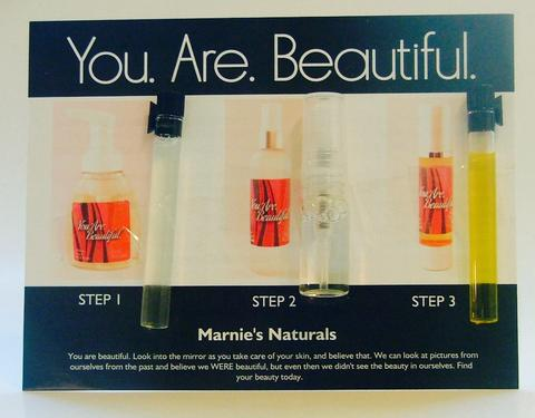 Marnie's Naturals: You. Are. Beautiful. - Elegant Mommy