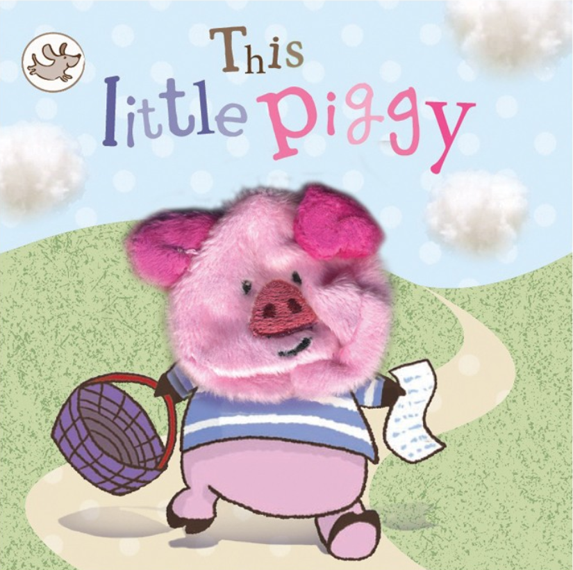 This Little Piggy Book - Elegant Mommy