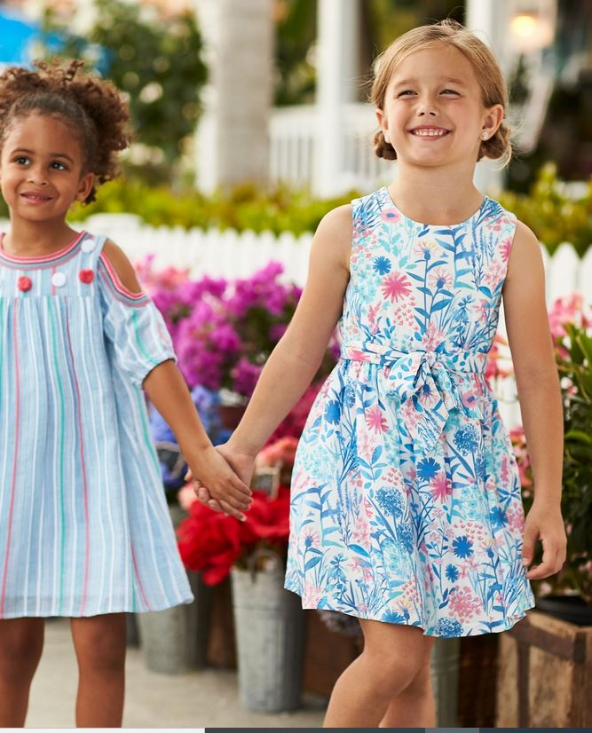 HATLEY GIRLS : Spring/Summer Line - Elegant Mommy