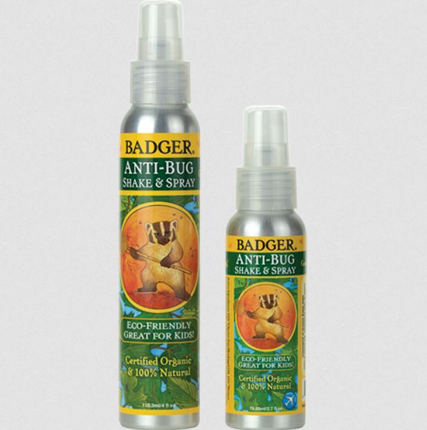 Badger Anti-Bug™ Shake & Spray - 4.0 fl oz - Elegant Mommy