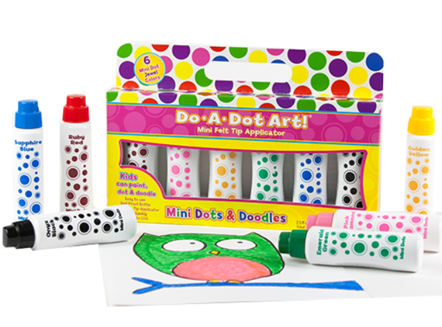 Do-A-Dot Markers - Elegant Mommy