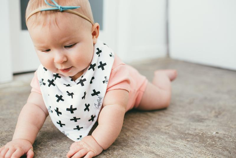 Copper Pearl Indie Bibs - Elegant Mommy