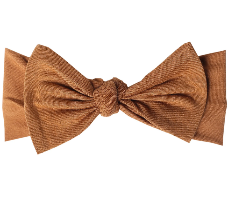 Copper Pearl : Headband Camel