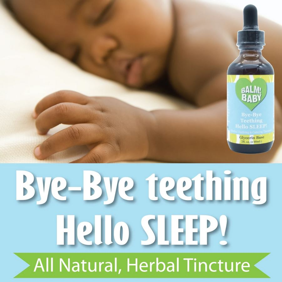 Taylor's Bye Bye Teething, Hello Sleep - Elegant Mommy