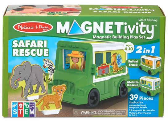 M&D Magnetivity Safari Rescue - Elegant Mommy