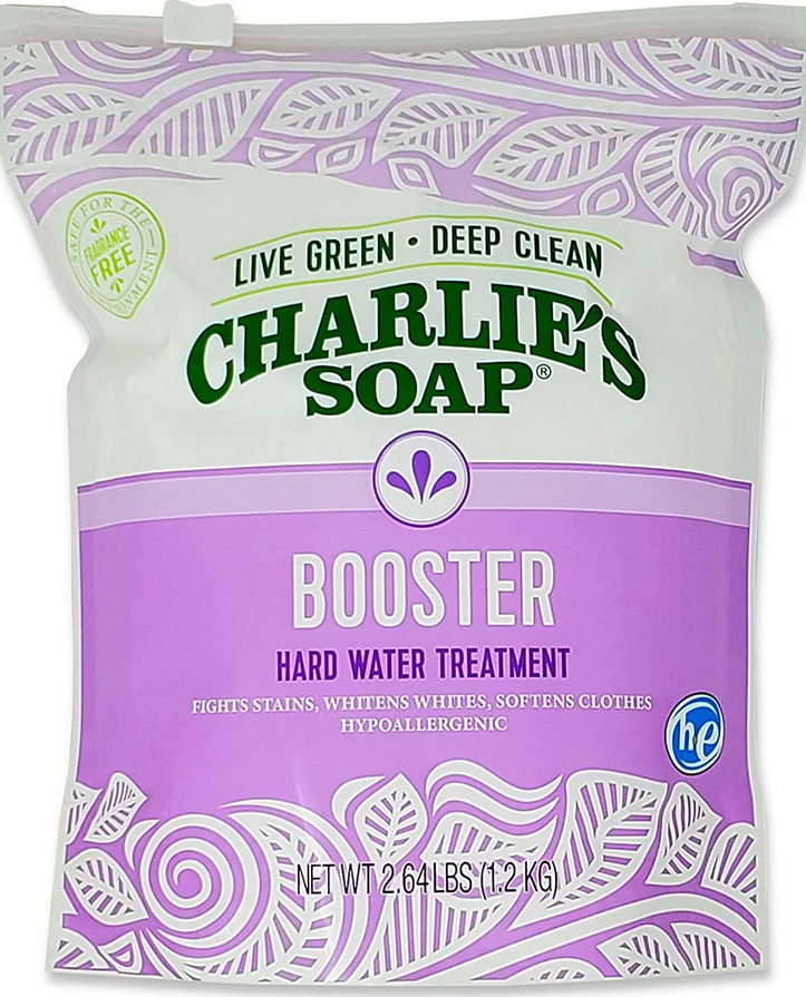 Charlie's Soap Booster & Hard Water - Elegant Mommy