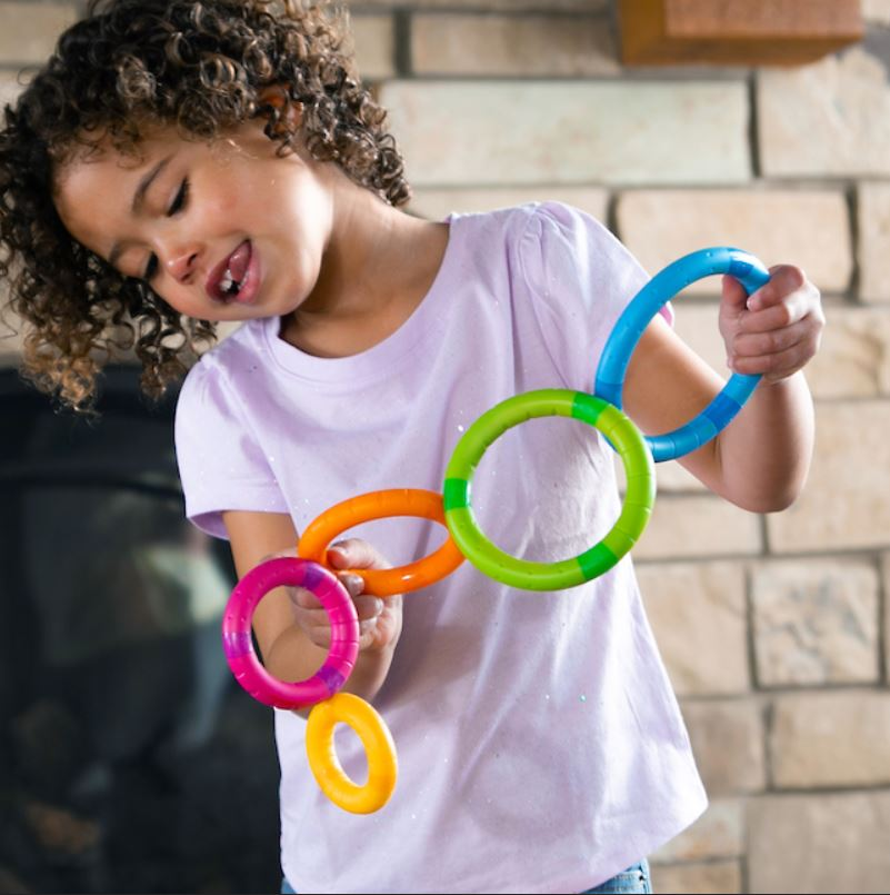 Fat Brain Toys Tinker Rings - Elegant Mommy