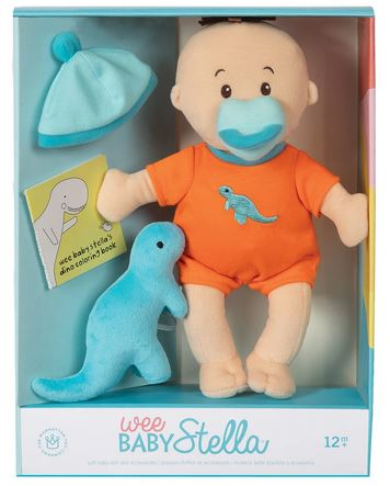 Wee Baby Tiny Dino Set - Elegant Mommy