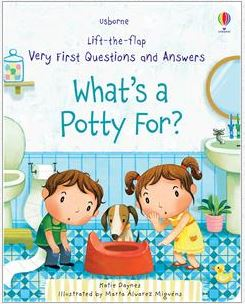What's a Potty For? - Elegant Mommy