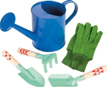 KIDS WATERING CAN KIT - Elegant Mommy