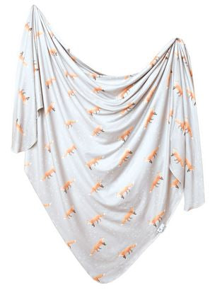 Copper Pearl Swaddle Swift - Elegant Mommy