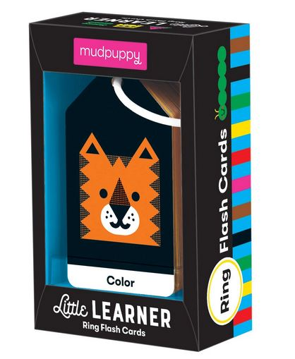 Mudpuppy Little Learner Flash Cards - Elegant Mommy