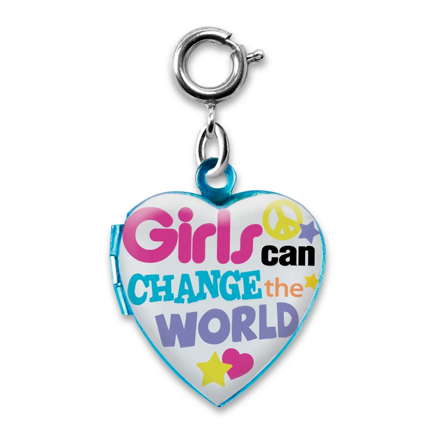 Girls Can Change the World - Elegant Mommy