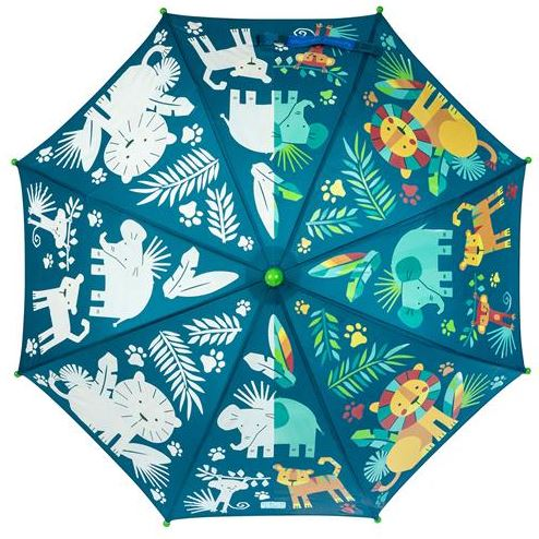 COLOR CHANGING UMBRELLAS ZOO - Elegant Mommy