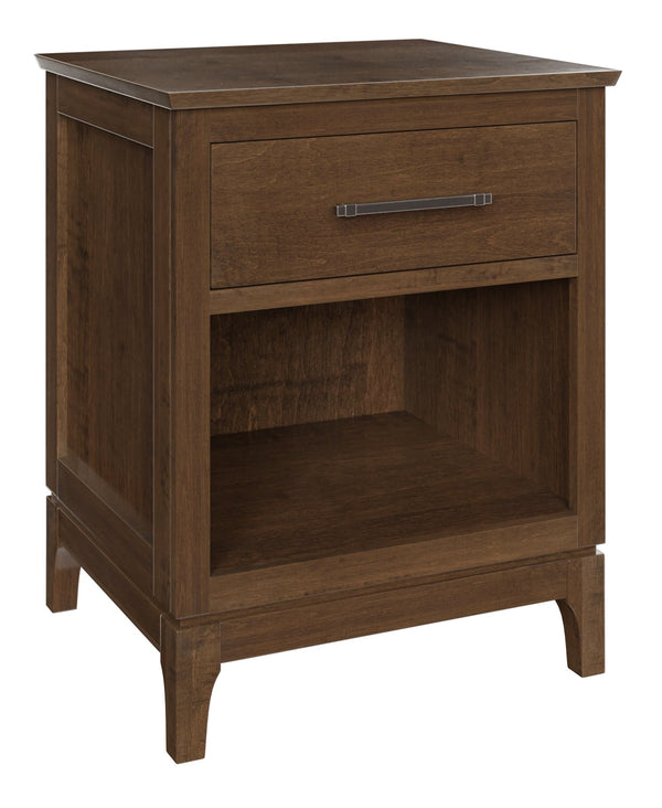 Amish Boulder Creek One Drawer Nightstand