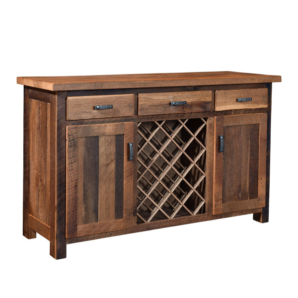 Almanzo Wine Server-The Amish House