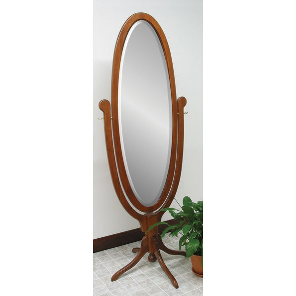 Antique Oval Pedestal
