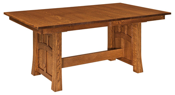 Arlington Trestle Table-The Amish House