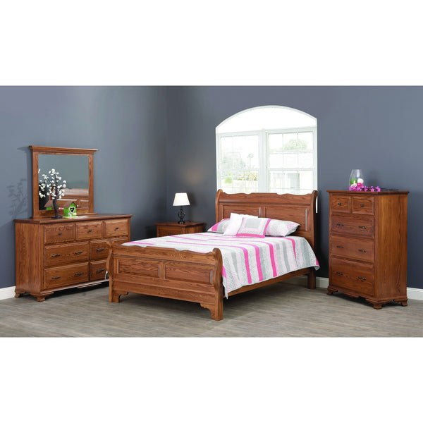 Berkshire Chest of Drawers-Bedroom-The Amish House