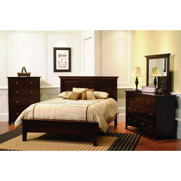 Ellington Chest of Drawers-Bedroom-The Amish House