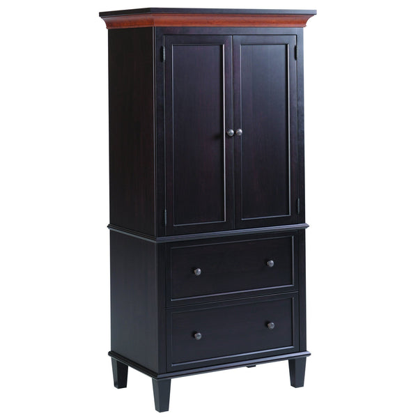 Rockport Armoire-Bedroom-The Amish House