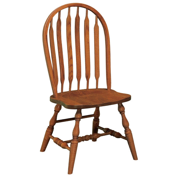 Amish Bent Paddle Chair