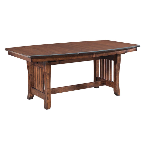 Amish Berkley Trestle Table-The Amish House