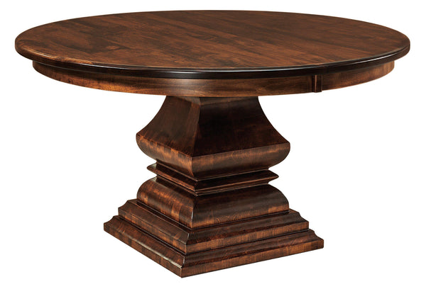 Bradford-Single-Pedestal-Table-The Amish House