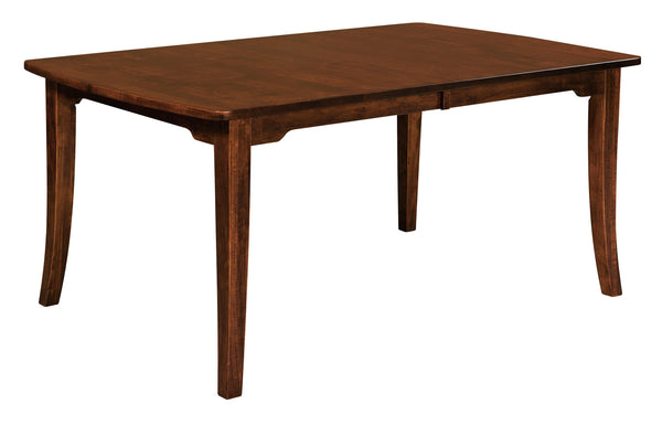 Broadway-leg table-The Amish House
