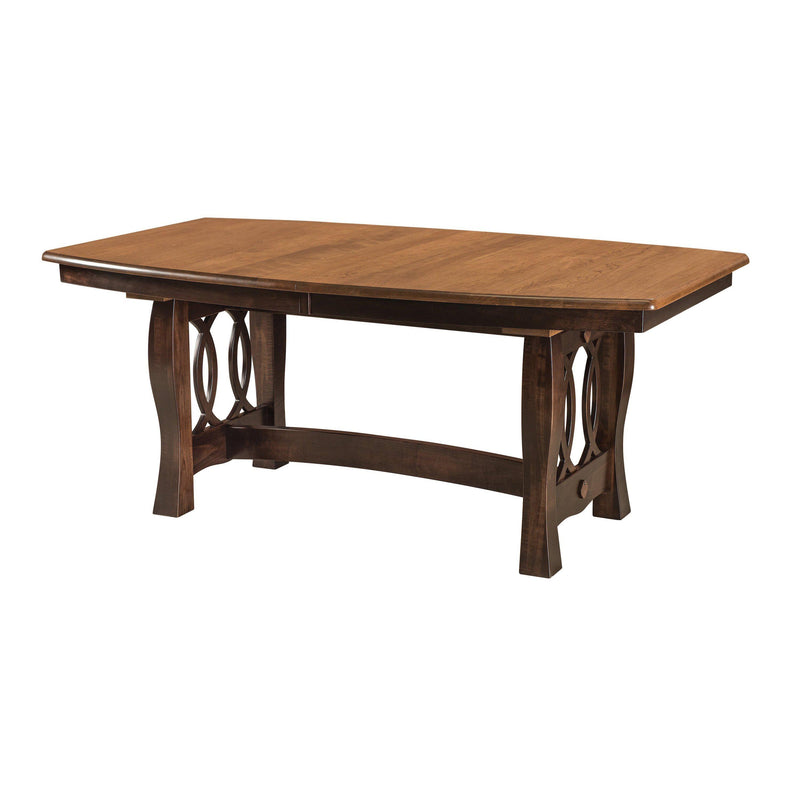 Amish Cambria Trestle Table-The Amish House