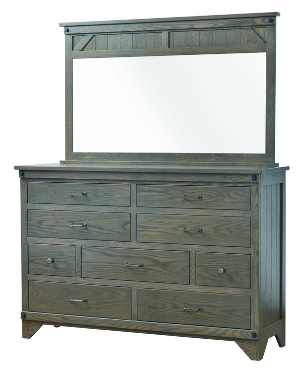 Cambridge Tall Dresser-Bedroom-The Amish House