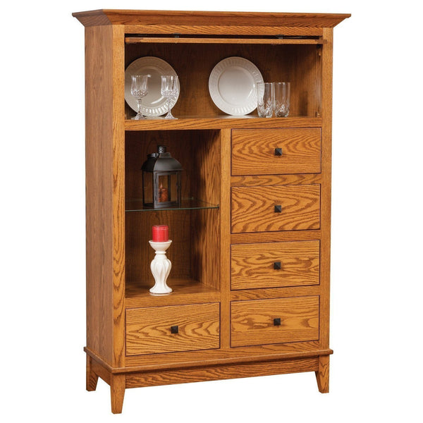 Amish Anne Canterbury Cabinet