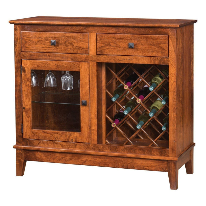 Canterbury Jr. Wine Cabinet
