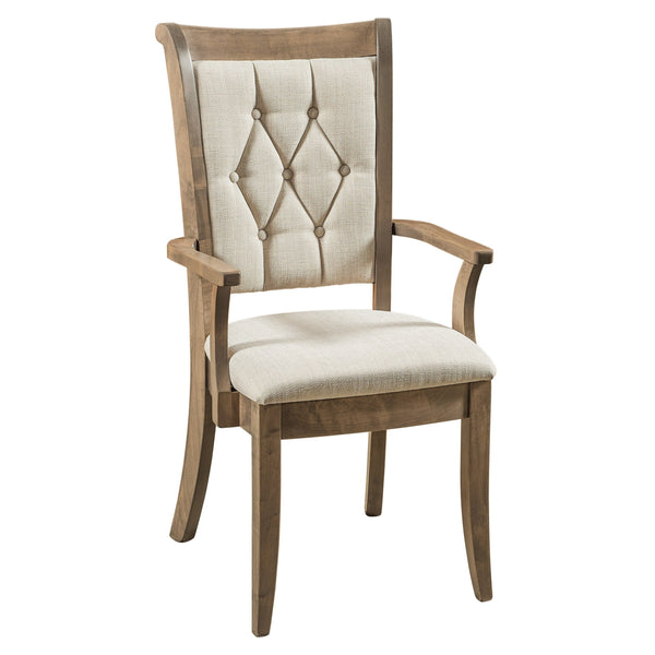 Amish Chelsea Side Chair