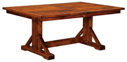 Chesapeake Trestle table-The Amish House
