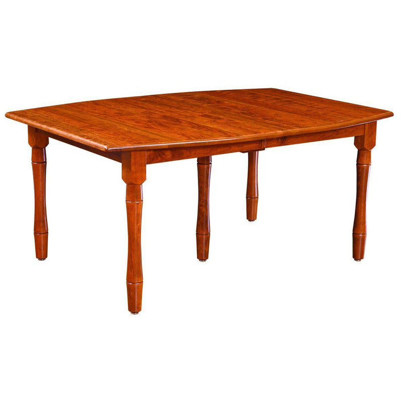 Amish Concord Leg Table -The Amish House