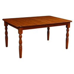 Amish Country Leg Table-The Amish House