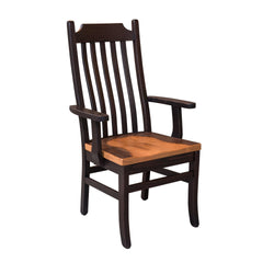 Croft Arm Chair-The Amish House