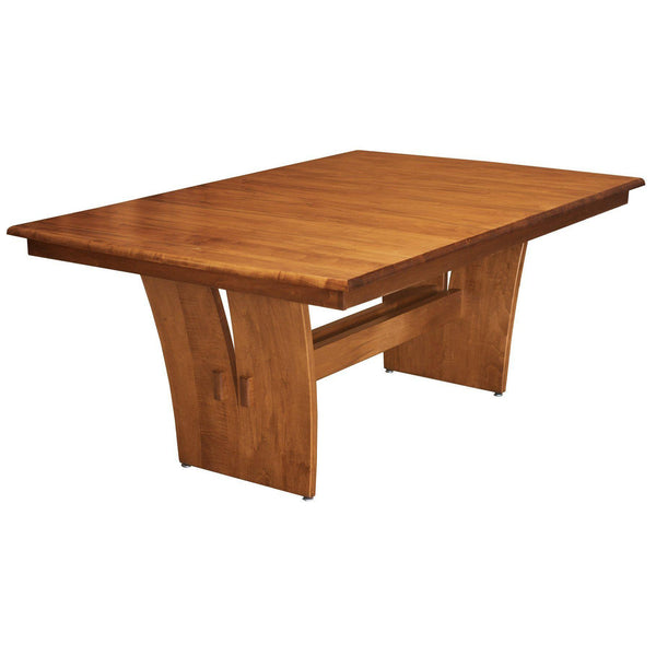 Amish Delphi Trestle Table-The Amish House