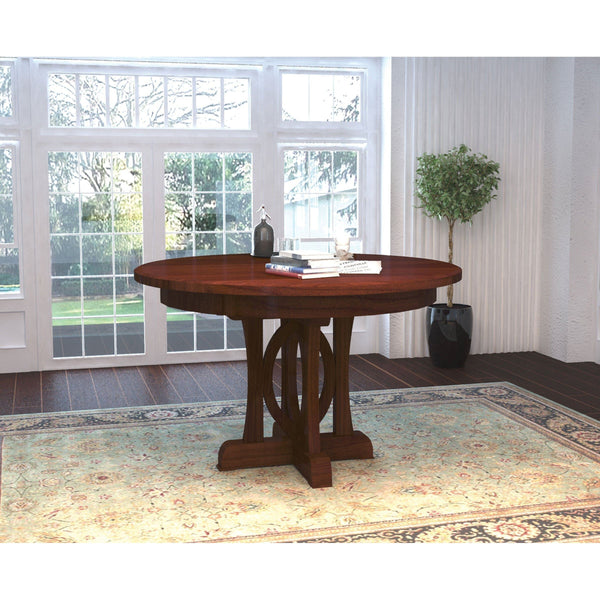 Amish Empire Single Pedestal
