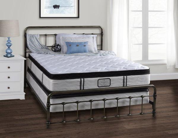 Elite Elegance Pillowtop Two-Sided Mattress-The Amish House