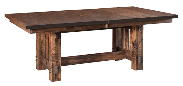 El Paso Trestle Table-The Amish House