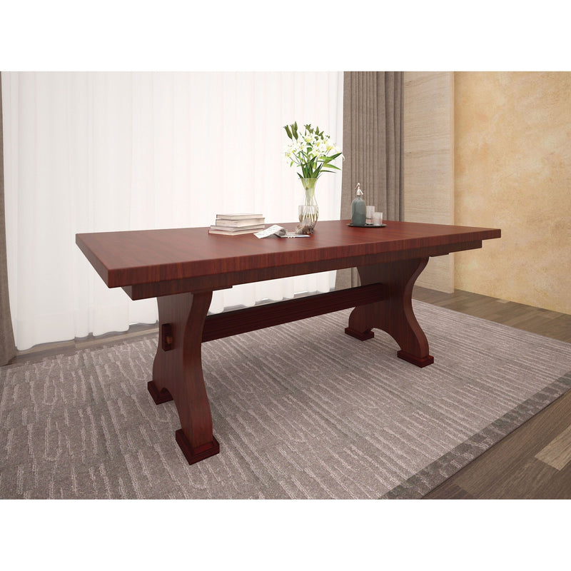 Amish Farmers Trestle Table